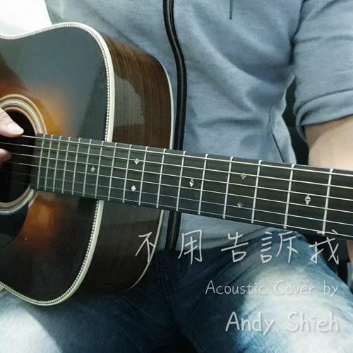 不用告訴我 - 韋禮安 (不插電版 by Andy Shieh)